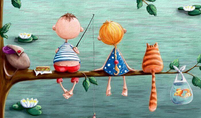 amigos-pescando