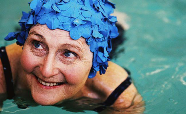 envelhecer é um prêmio que cabe só para quem ousou viver