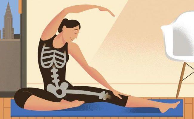 ioga pode ser benéfico para a saúde