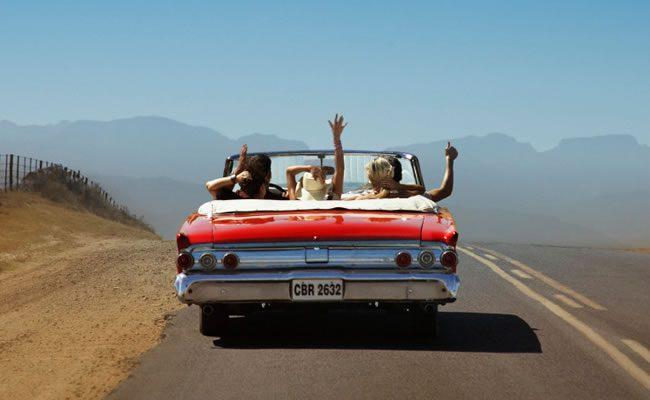 viagens são sonhos que nos realizam
