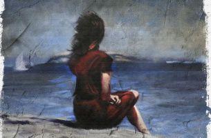 Chica-mirando-el-mar