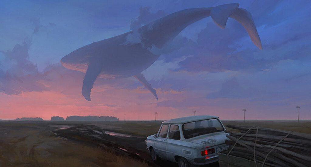 carro-baleia