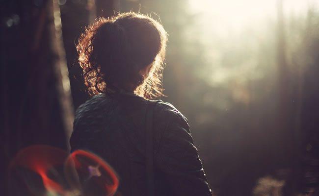 somos feitos de luz e mistério