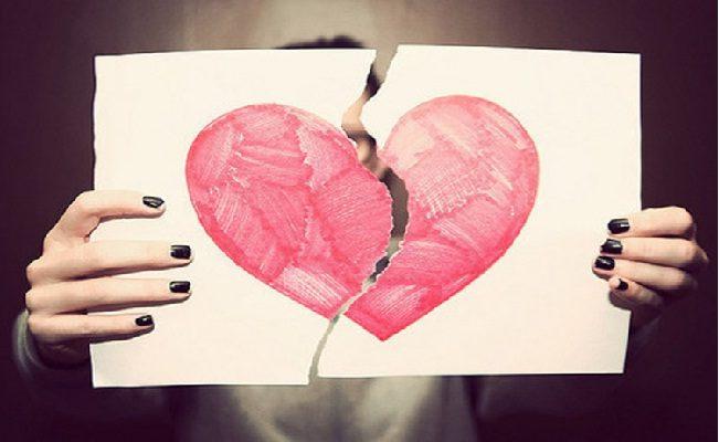 como lidar com um coração partido