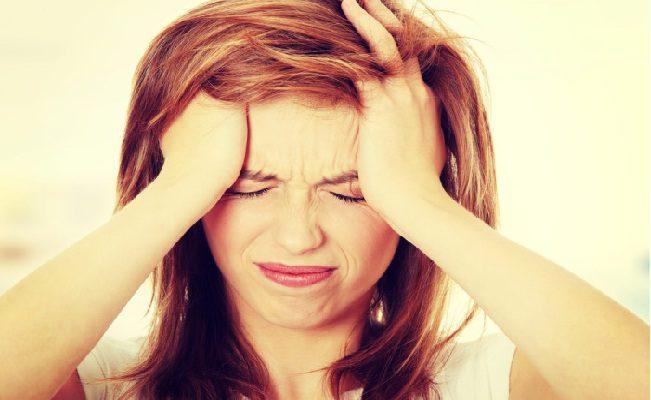 sua dor de cabeça é apenas dor de cabeça