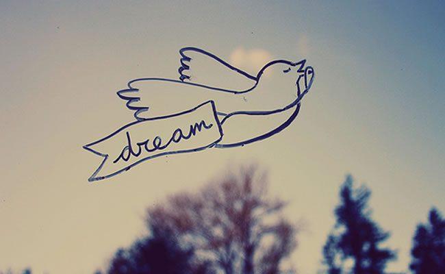 tem um sonho