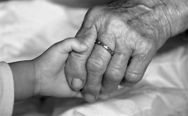 os avós são pessoas