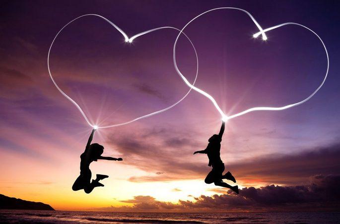 atrair amor