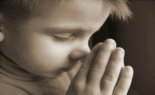 rezar é bom