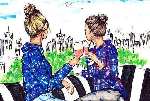 amigas-irmãs
