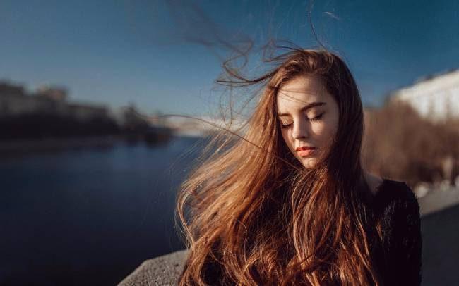 solta o cabelo