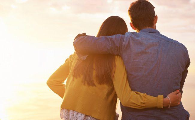 namore com alguém