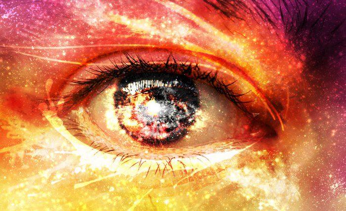 SOMOS PARTE DO UNIVERSO - FOTO 01