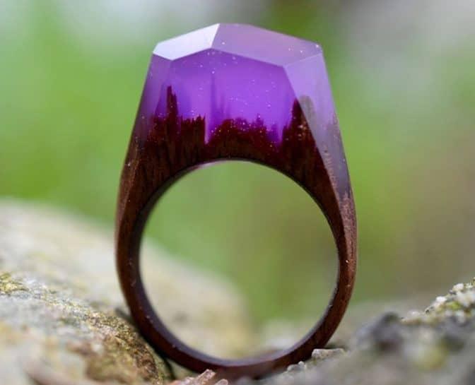 estes anéis de madeira8