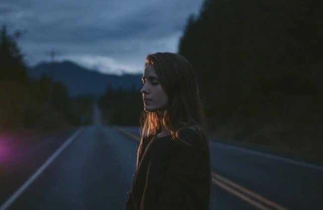 talvez a solidão