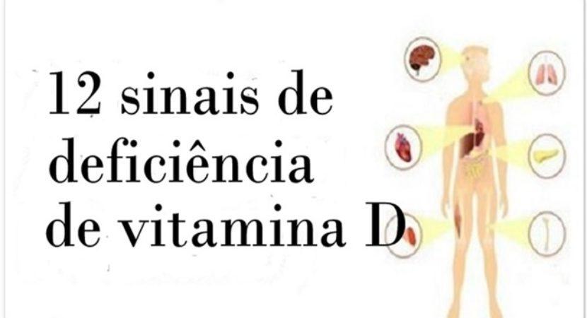 e4b976c0b 12 SINAIS DE DEFICIÊNCIA DE VITAMINA D QUE MUITOS IGNORAM - INCLUSIVE VOCÊ!