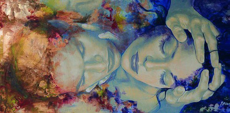 A RELAÇÃO ENTRE AS CHAMAS GÊMEAS - FOTO 01