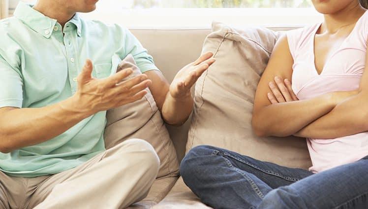 Discutir a relação não é coisa de mulher é coisa de casal