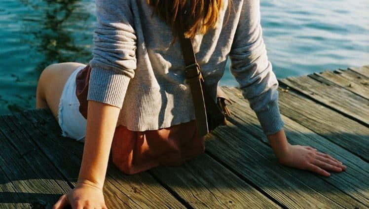 Encontre alguém que entre as idas e vindas da vida prefira ficar