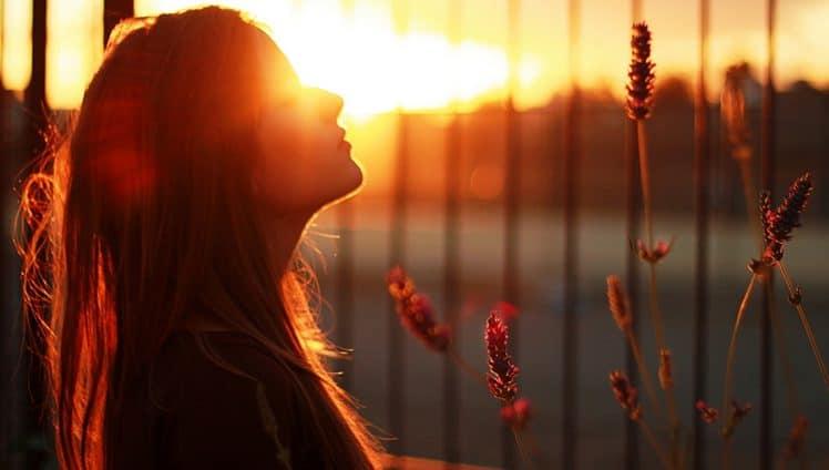 Não há tristeza que supere nossa capacidade de sentir alegria.