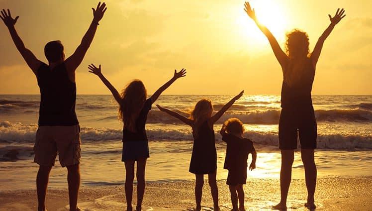 O valor de uma família