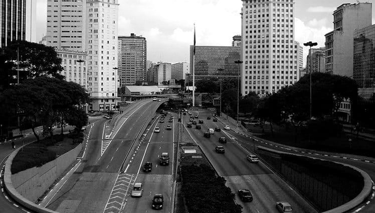 Um caso de amor com São Paulo