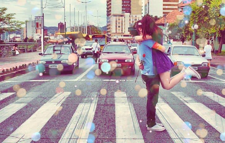 Amor não é desassossego nem medo. Amor é diferente do que dizem por aí...