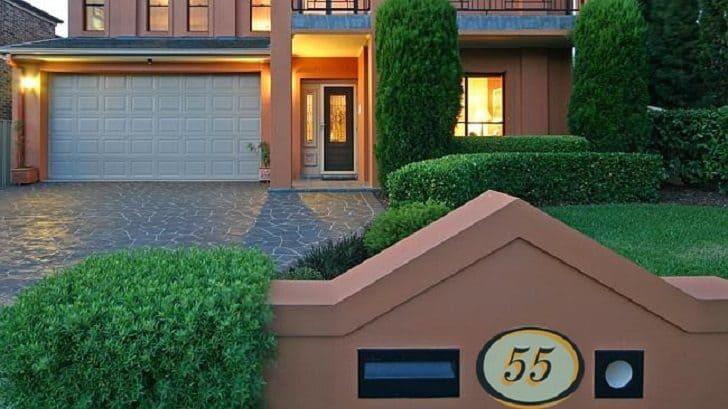 Como calcular o número da minha casa