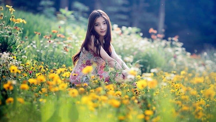 Cuide de seu jardim interior