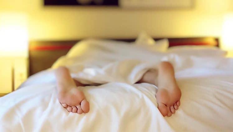 Meditação para dormir em paz