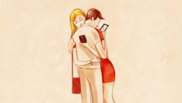Será que a geração dos smartphones realmente se esqueceu de amar