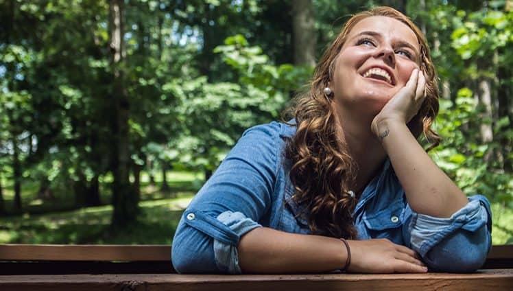 Sorrir faz bem Veja a vida com mais alegria e saúde