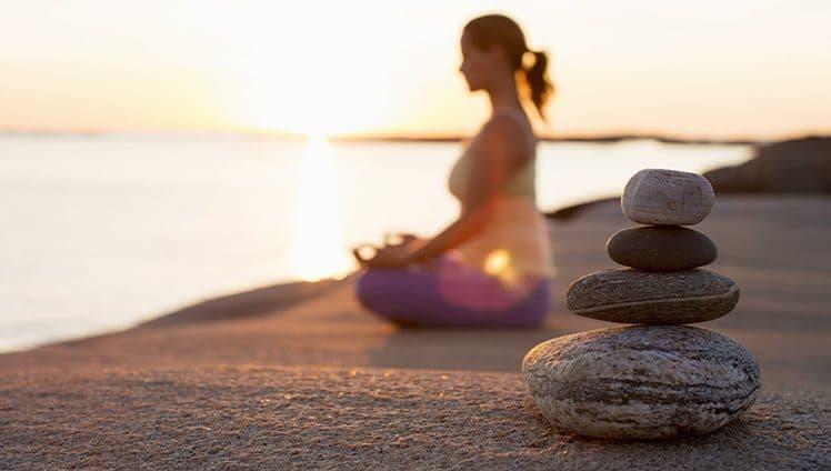10 sintomas da paz interior e Meditação para a Paz