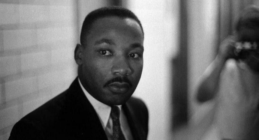 Há 55 Anos O Pastor E Ativista Norte Americano Martin Luther King
