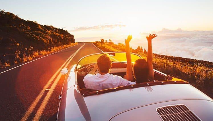 A felicidade não está na linha de chegada – Aprenda a ser feliz durante a viagem...