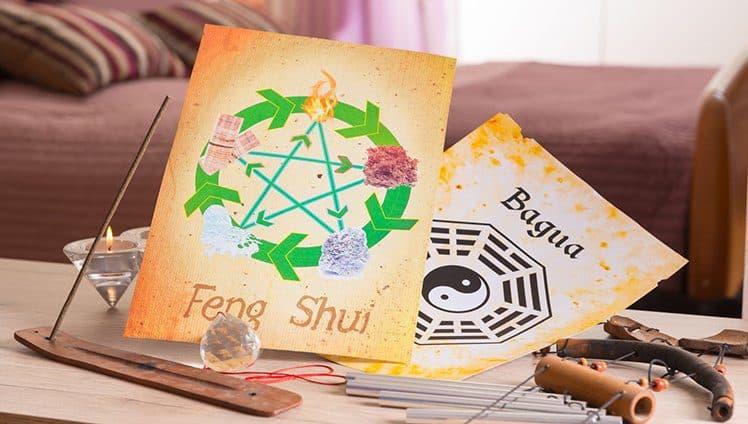 A prática do Feng Shui oferece uma vida mais harmônica e próspera