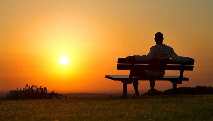 A solidão e o orgulho uma relação bem íntima.