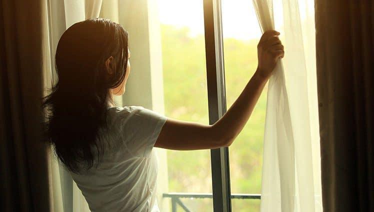 Abra as janelas mas saiba fechar as portas com firmeza
