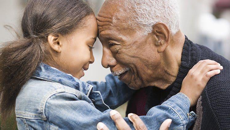 Abrace seus pais e diga ou melhor mostre o quanto são importantes e essenciais em sua vida