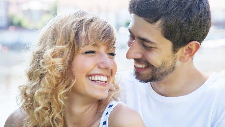 Não existe sorte no amor. Existe compatibilidade.