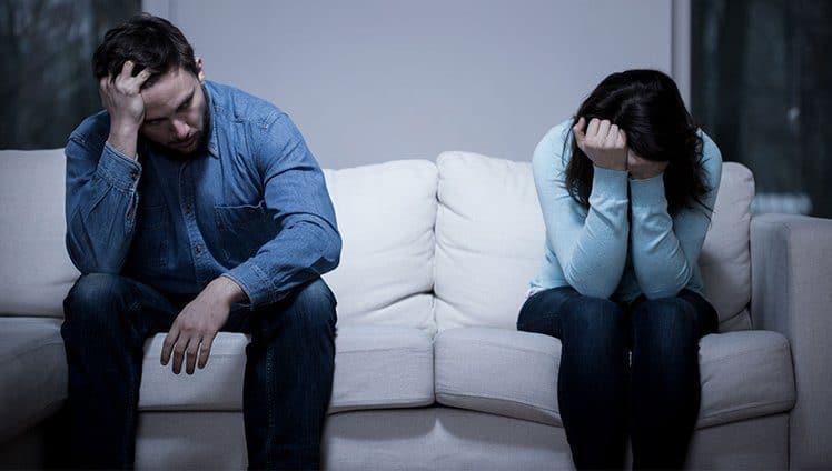 """Nunca termine um relacionamento dizendo """"Você merece alguém melhor."""""""