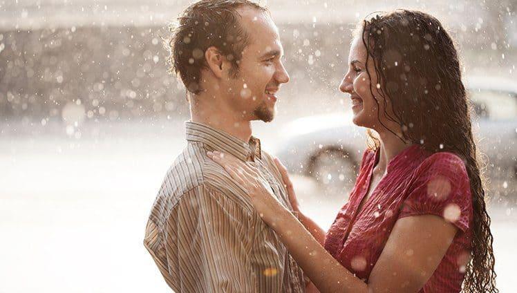 O amor é a única coisa que nos transforma de verdade...
