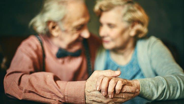Saber ser amado é também um sinal de generosidade