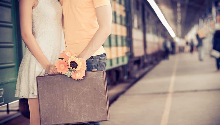 Às vezes para preservar um amor é necessário dizer adeus.