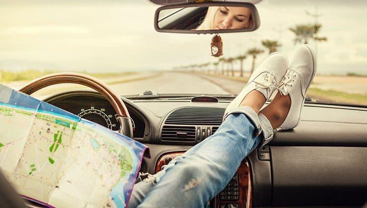 A ciencia diz OK se você gastar todo seu dinheiro com viagens