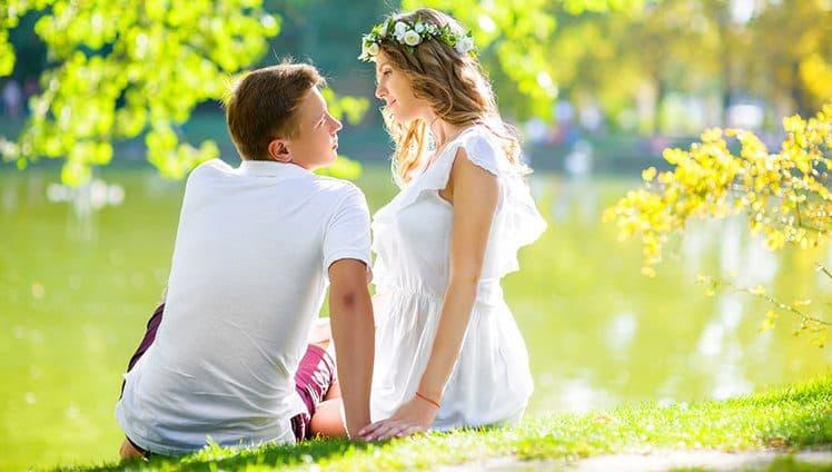 Alguns amores ainda que breves deveriam ser chamados de ressurreição.