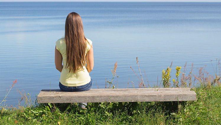Dê uma pausa na vida para refletir e buscar o que te faz feliz.