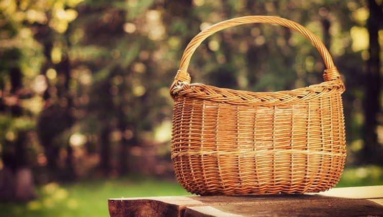 O que você traz na sua cesta