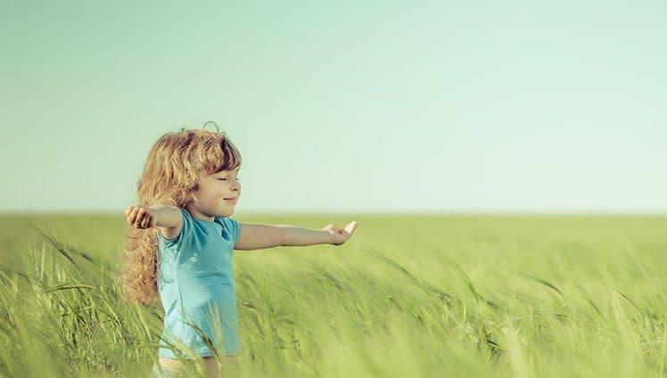 Quando você foca nas coisas boas e começa a ser grato a mudança em sua vida é avassaladora