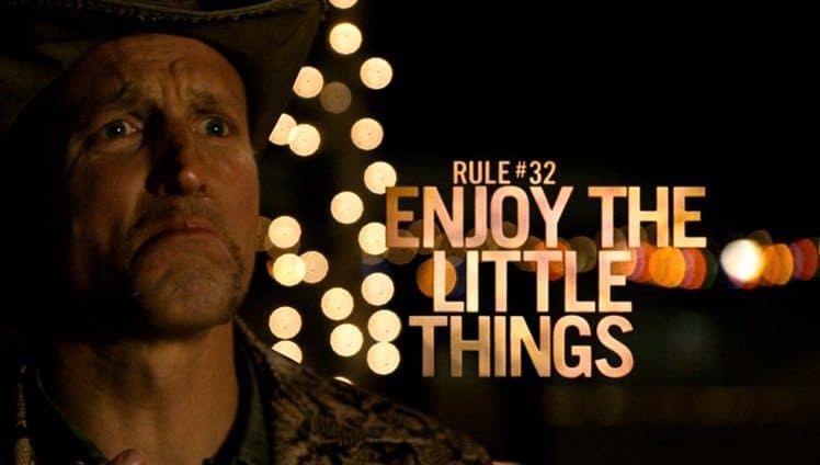 Regra 32 Aproveite as pequenas coisas da vida foto4